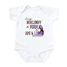 For APS & Lupus Awareness Onesie