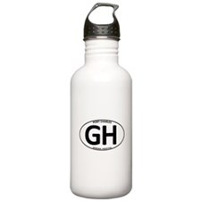 General Hospital - GH Oval Water Bottle