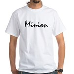Minion White T-Shirt