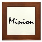 Minion Framed Tile