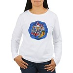 Rapid City Fire Department Women's Long Sleeve T-S