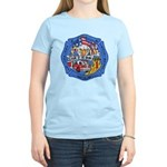Rapid City Fire Department Women's Light T-Shirt