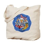 Rapid City Fire Department Tote Bag