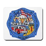 Rapid City Fire Department Mousepad