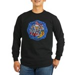 Rapid City Fire Department Long Sleeve Dark T-Shir
