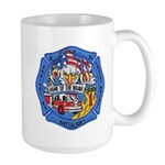 Rapid City Fire Department Large Mug