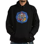 Rapid City Fire Department Hoodie (dark)