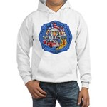 Rapid City Fire Department Hooded Sweatshirt