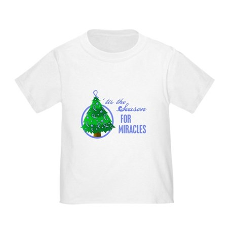 SeasonMiraclesCancer Toddler T-Shirt
