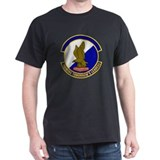 34th Training Squadron Black T-Shirt