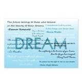 Dream Postcards (Package of 8)