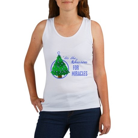 SeasonMiraclesCancer Women's Tank Top