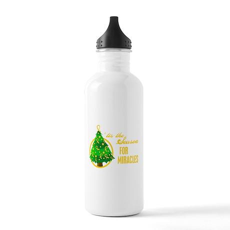 SeasonMiraclesCancer Stainless Water Bottle 1.0L