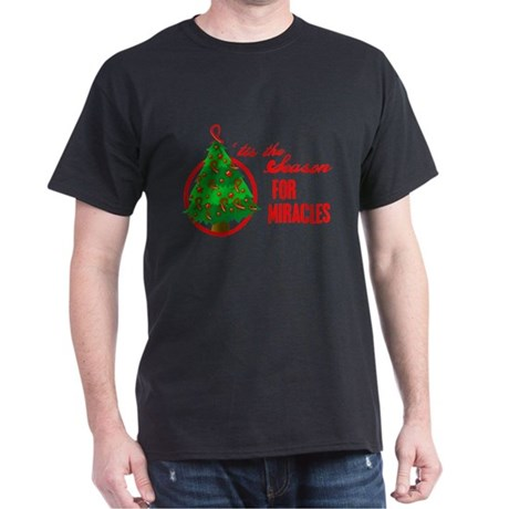 Blood Cancer Christmas Dark T-Shirt