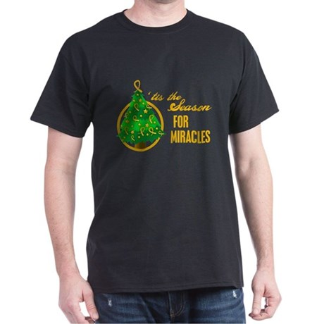 SeasonMiraclesCancer Dark T-Shirt
