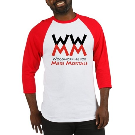 Mere Mortals Baseball Jersey