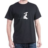 White Wakeboard Invert 360 T-Shirt