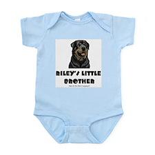 Riley's Little Brother - Custom Infant Bodysuit