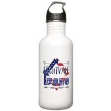 The Whee! Exclamation Point Stainless Steel Water Bottle
