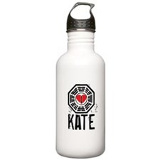 I Heart Kate - LOST Water Bottle