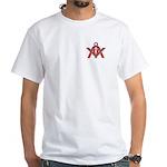 M.I.S.T.E.R. White T-Shirt