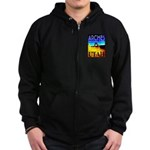 Arches National Park, Utah Zip Hoodie (dark)