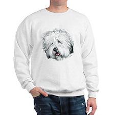 Sweet Old English seheepdog Sweatshirt