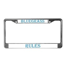 Funny Musical License Plate Frame