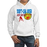 Girls Softball Jumper Hoody