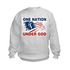 One Nation Under GOD Sweatshirt
