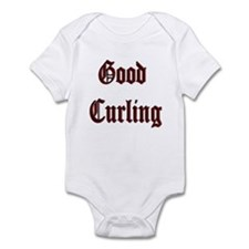 Good Curling Infant Creeper