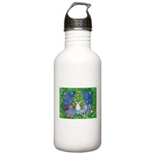 Nutcracker Christmas Ballet Water Bottle