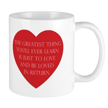 Love and be Loved Coffee Mug