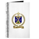 DESJARDINS Family Crest Journal