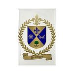 DESJARDINS Family Crest Rectangle Magnet (100 pack