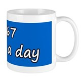 1,667 Words A Day Mug