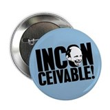 "Inconceivable Princess Bride 2.25"" Button"
