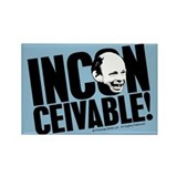 Inconceivable Princess Bride Rectangle Magnet