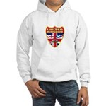UK Badge Hooded Sweatshirt