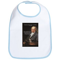 Goya Fantasy Monster Quote Bib