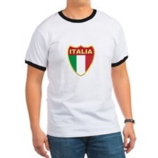 Italy Badge T