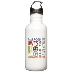 DWTS Fan Stainless Water Bottle 1.0L