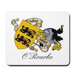 O'Rourke Family Sept  Mousepad