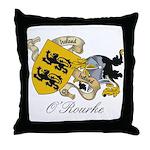 O'Rourke Family Sept  Throw Pillow