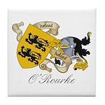 O'Rourke Family Sept  Tile Coaster