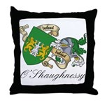 O'Shaughnessy Family Sept Throw Pillow