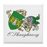 O'Shaughnessy Family Sept Tile Coaster