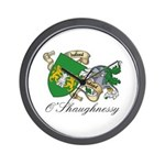 O'Shaughnessy Family Sept Wall Clock