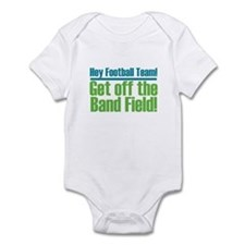 Marching Band Field Infant Bodysuit