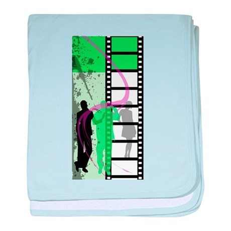 Movie Maker Infant Blanket